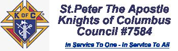 St Peter's Catholic Church Knights Of Columbus