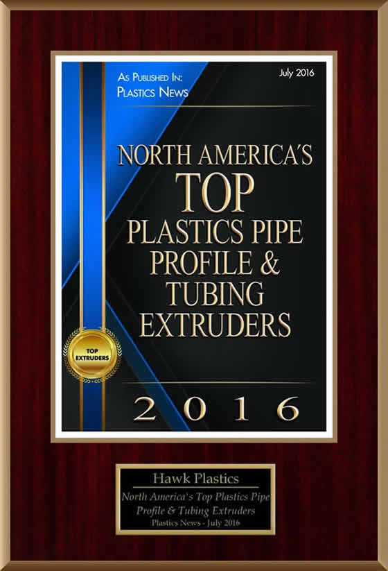 2016 Extruder of the year